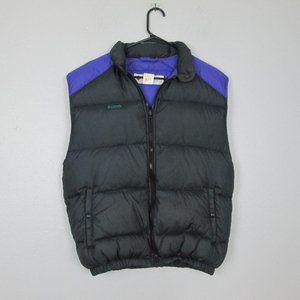 Vtg Small Columbia Sportswear Vest